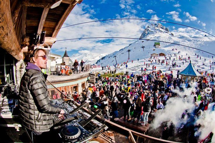Самые популярные горнолыжные курорты мира 25.10.2015 c4327154765